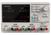 "SPD3303C  Τροφοδοτικό 3 Καναλιών 220W Προγραμματιζόμενο με Οθόνη 4.3"" LED"