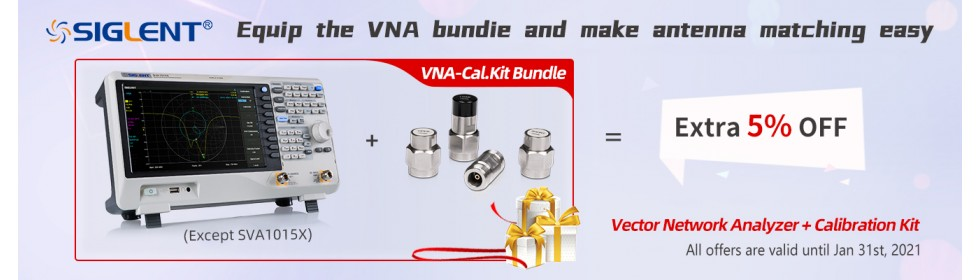 VNA Calibration KIT Bundle
