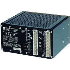 S280 - Series 280 W Euro Cassette, Programmable System DC power supply