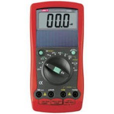 UT90C Solar Power  Digital Multimeter 3999 Digits