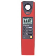UT382 Digital Luminometer Lux , Candela , Data Logger